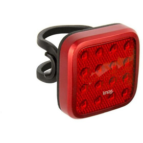 Knog Blinder MOB Kid Grid ajovalo Punainen LED, red